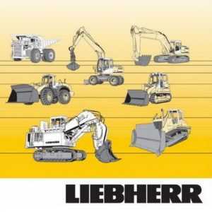 Liebherr PR 712-752 Series 2 Litronic Crawler Dozers Service Manual - 2004